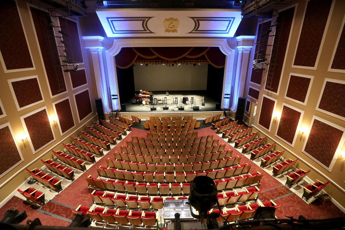 LeVoy Theater Theatre