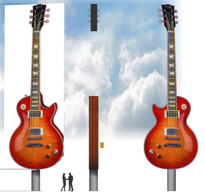 Hard Rock signage