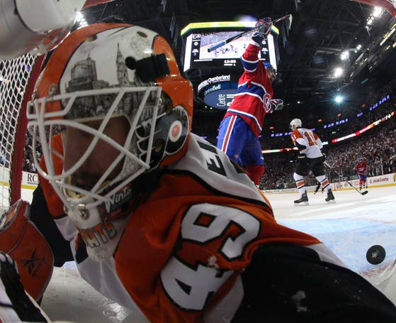 Canadiens wake up and beat Flyers in Game 3
