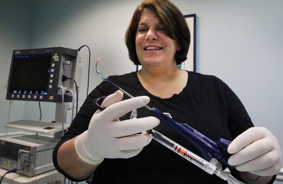 Latest sinus balloon procedure blows inflammation away