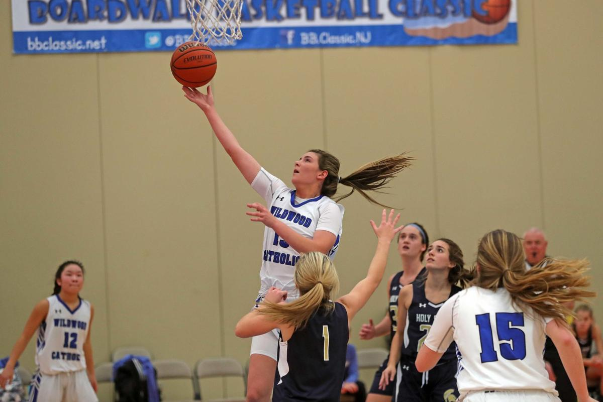 Wildwood Catholic vs Holy Spirit Girls Basketball