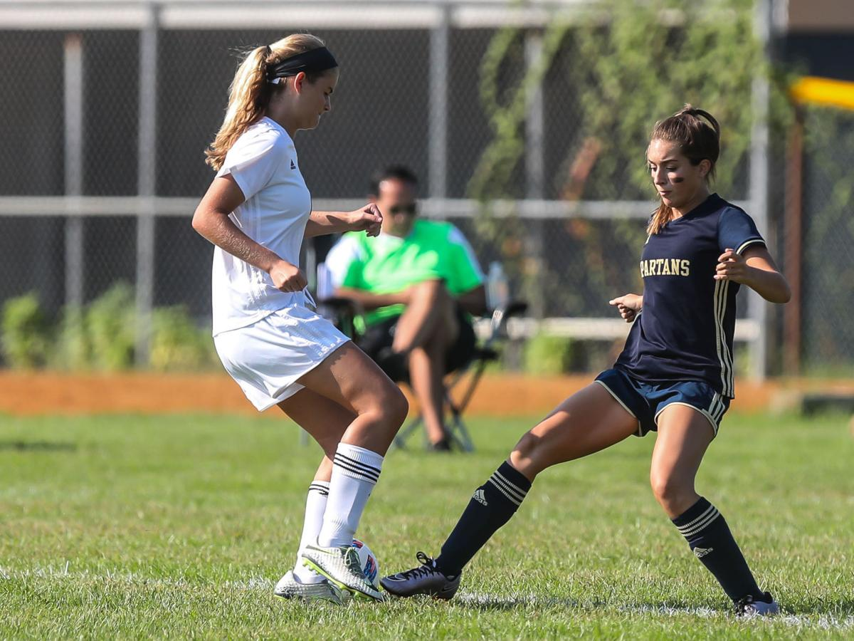 Holy Spirit vs. OLMA girls soccer SEEN gallery