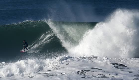 Women want spot in Calif. big-wave competition