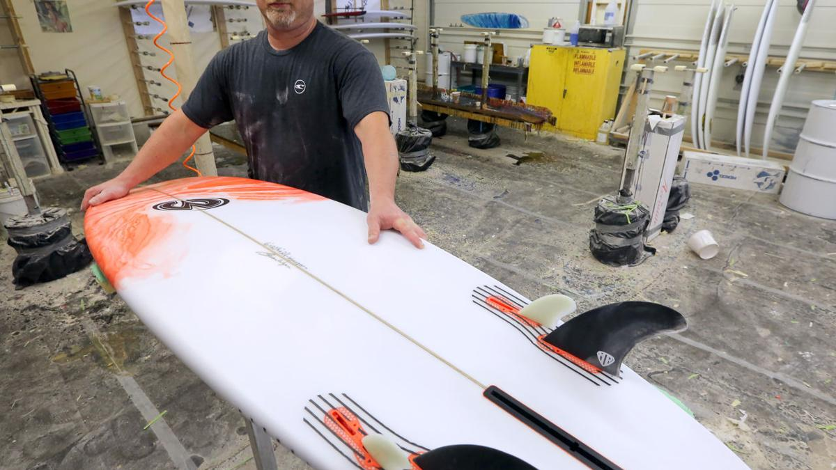 GALLERY: South Jersey surfboard shapers