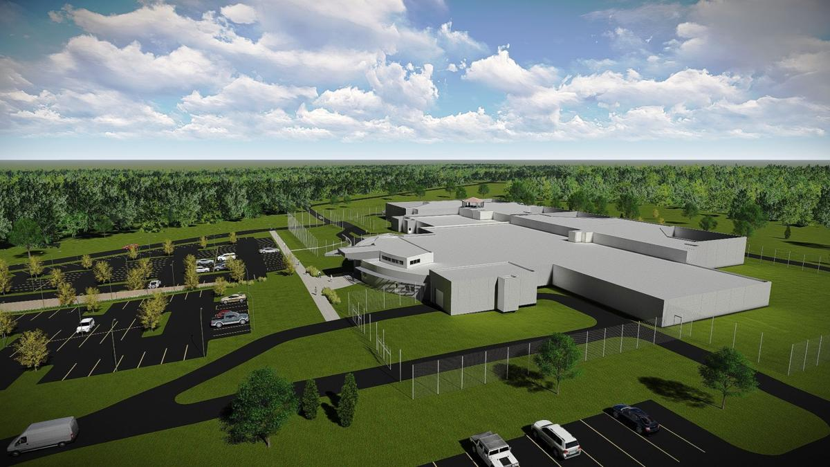 Cumberland County Correctional Facility