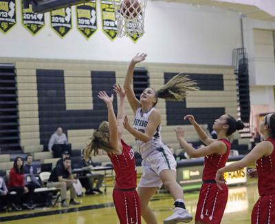Mainland Regional vs. Lenape Girls Basketball