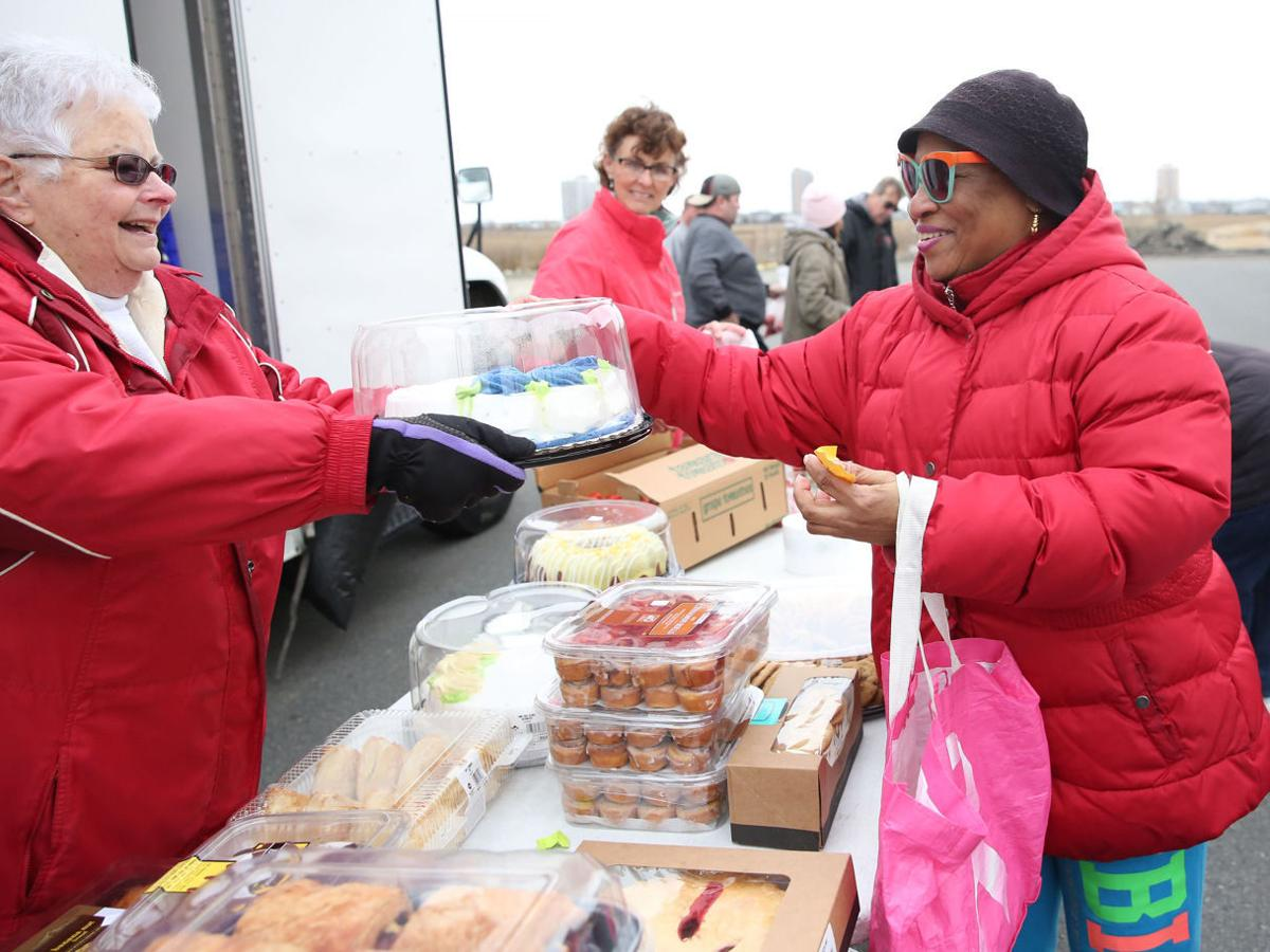 FoodBank Mobile Pantry Returns to Ventnor