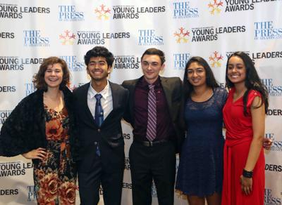 Press of Atlantic City Young Leaders 2018 Awards