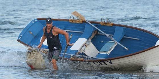 Ventnor lifeguard David Funk seeks 12th Goudy win ...