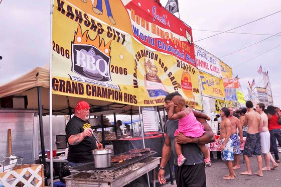 Get Your Blues & BBQ OnLow and slow is the way to go in North Wildwood