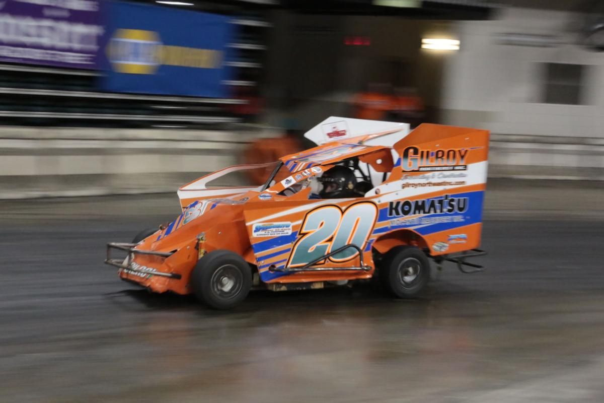 Atlantic city indoor midget car racing