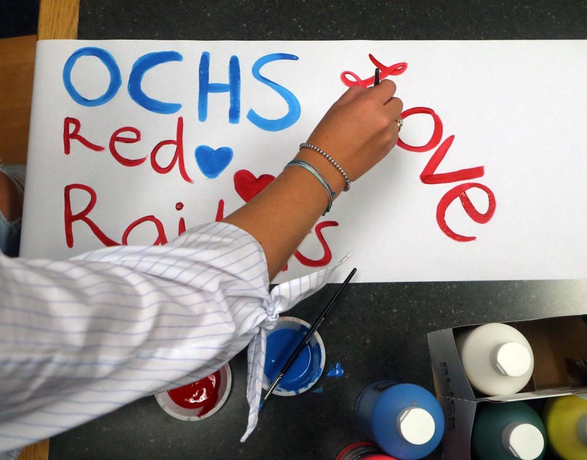 World Mental Health Day at Ocean City High School