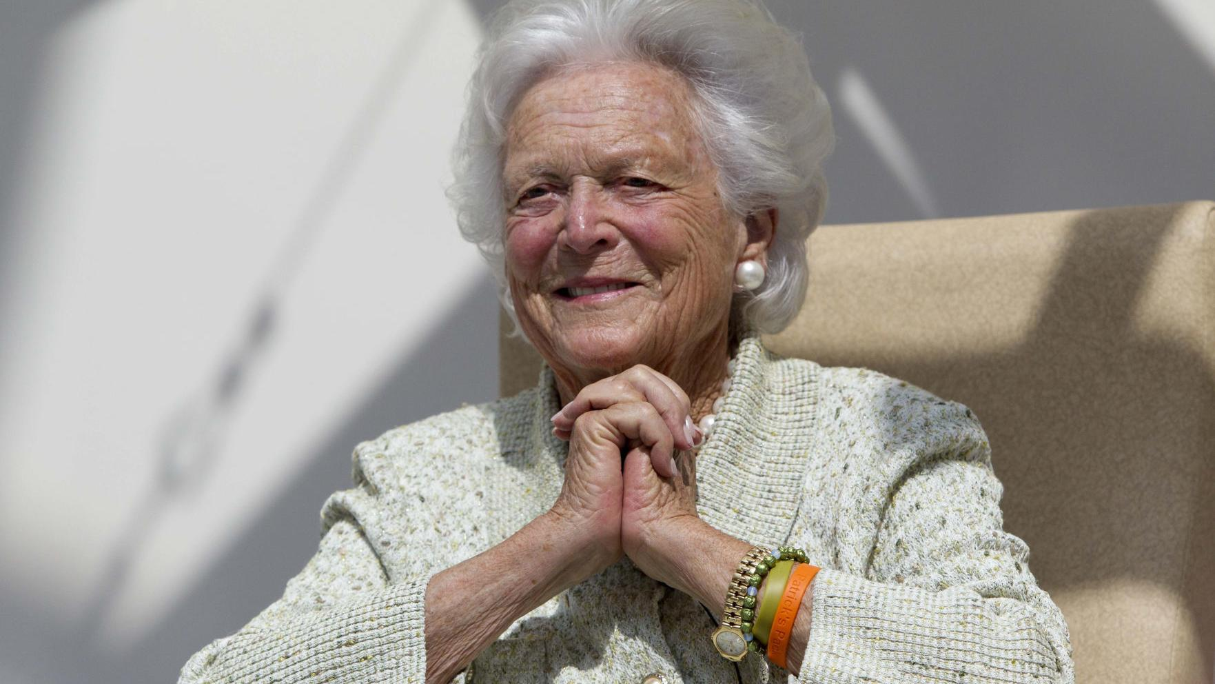 Remembering Barbara Bush, one year after her death