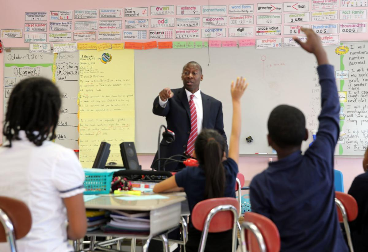 atlantic city students get inspired at career day | education