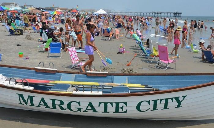 Margate Beachstock