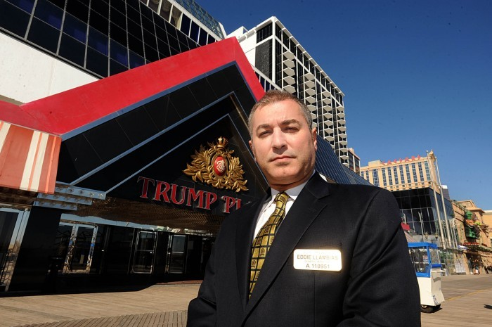 Trump Plaza Brings In A Globetrotting Executive To