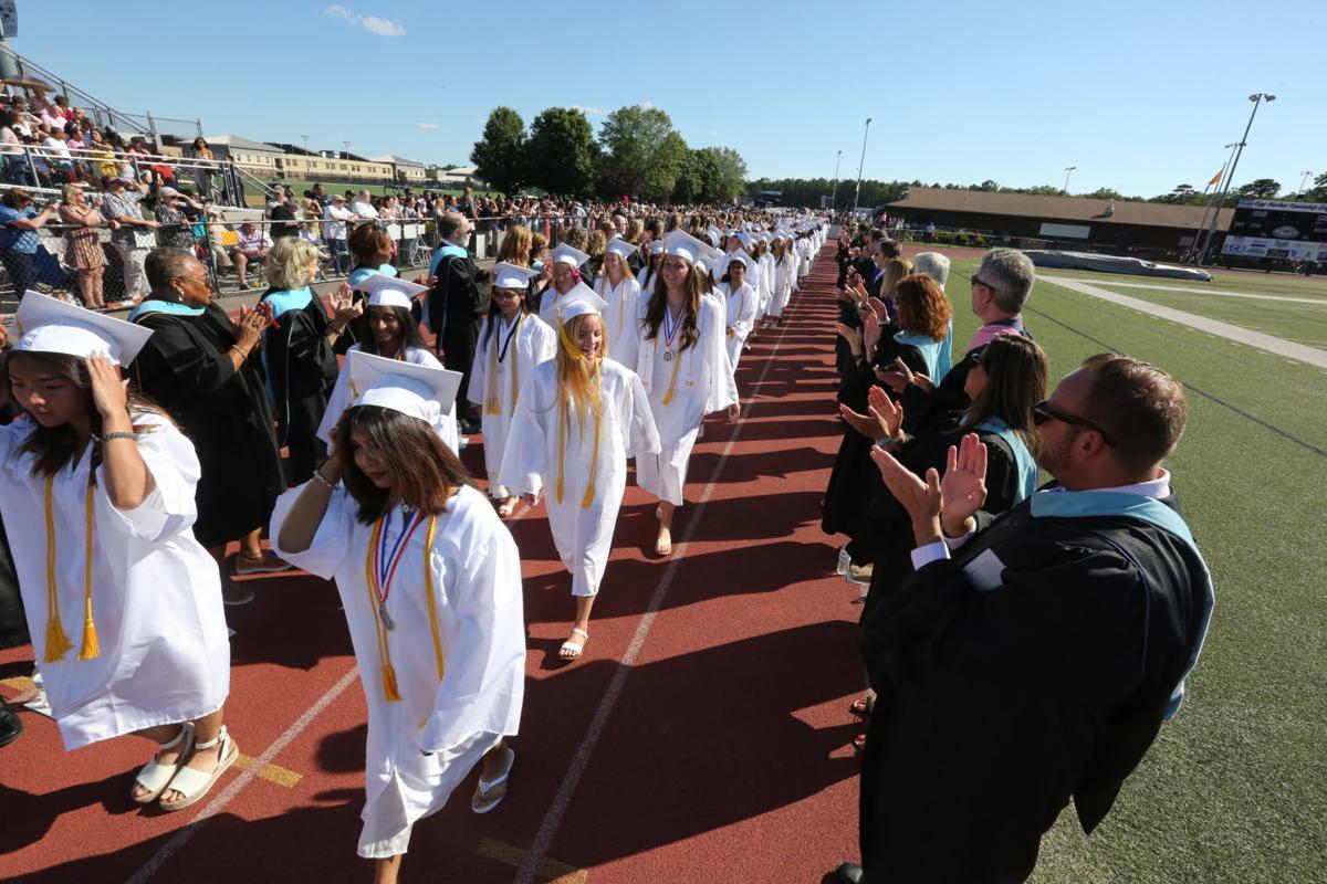 Egg Harbor Township Graduation 2019