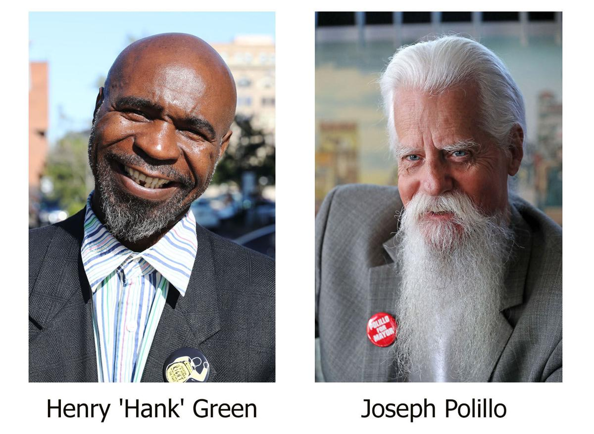 Atlantic City independent mayoral candidates