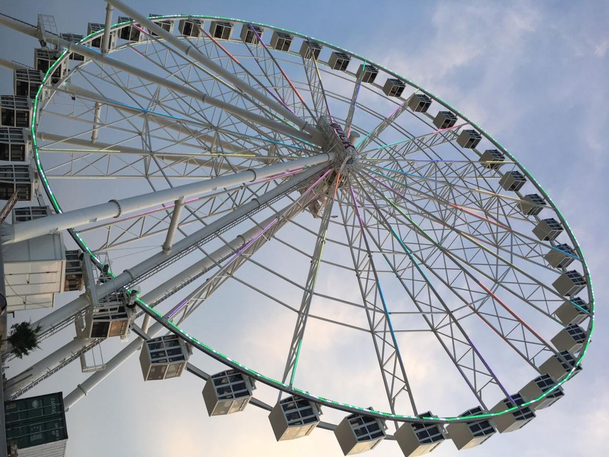 observation wheel 3