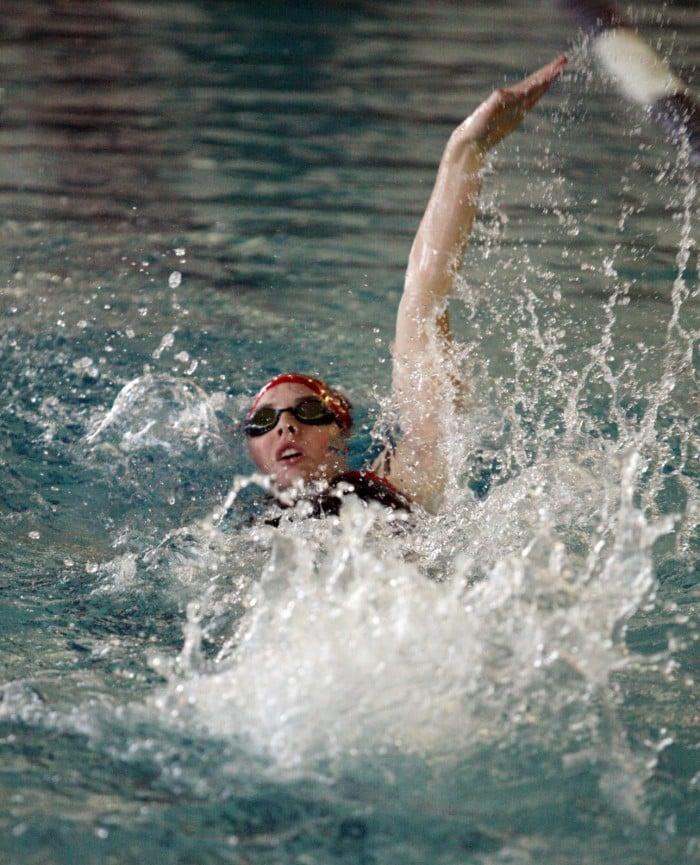 HS Girls Swimming