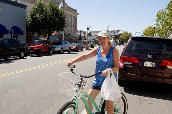 Ocean City police mount effort to educate pedestrians, cyclists