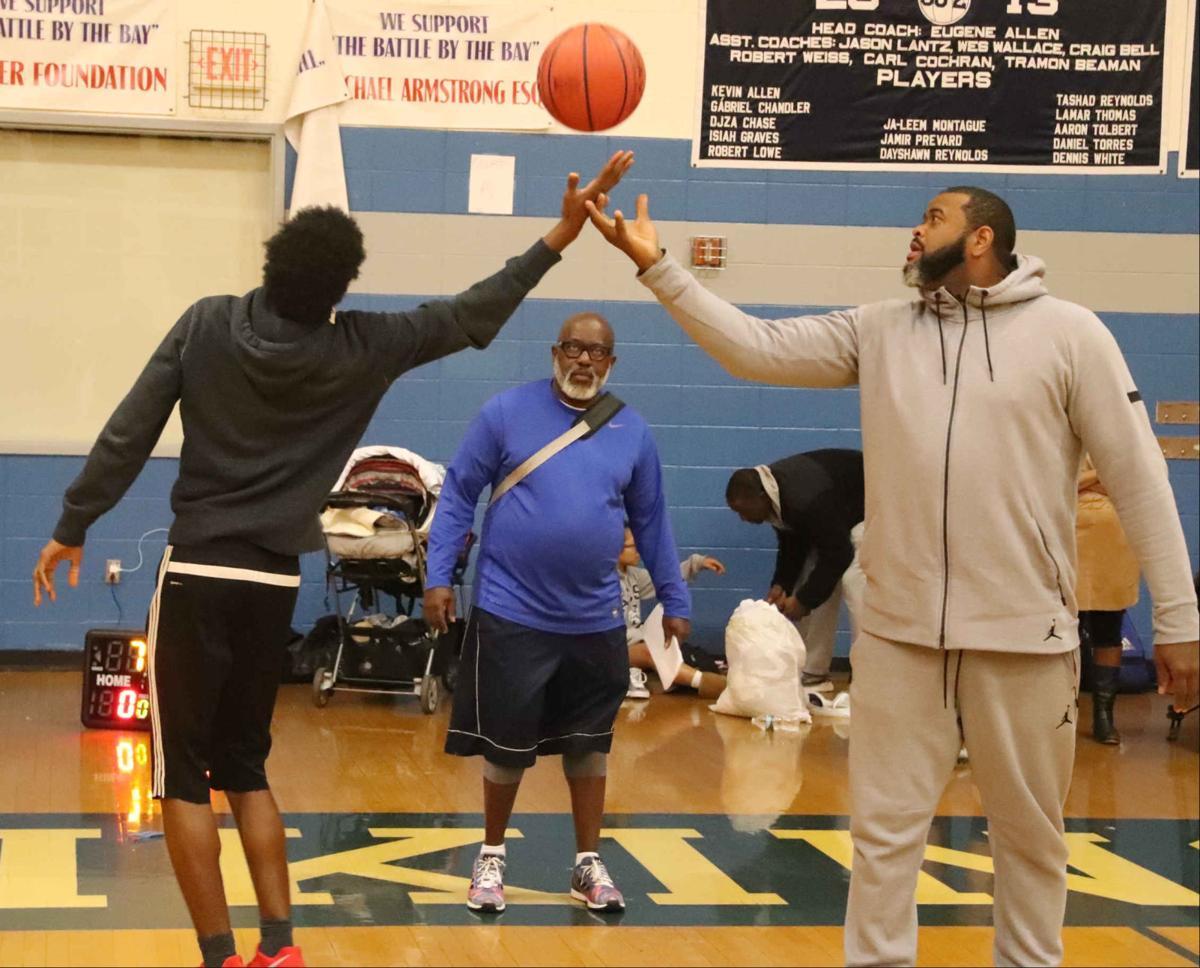 Atlantic City Boys Basketball Team