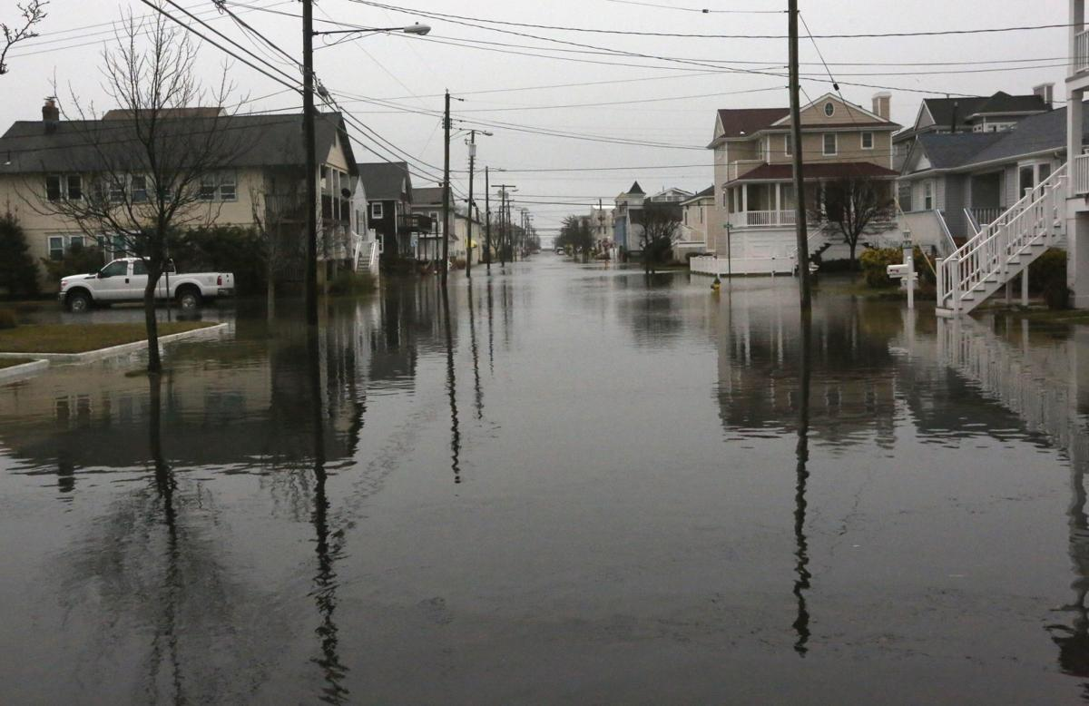 Ocean City coastal flooding