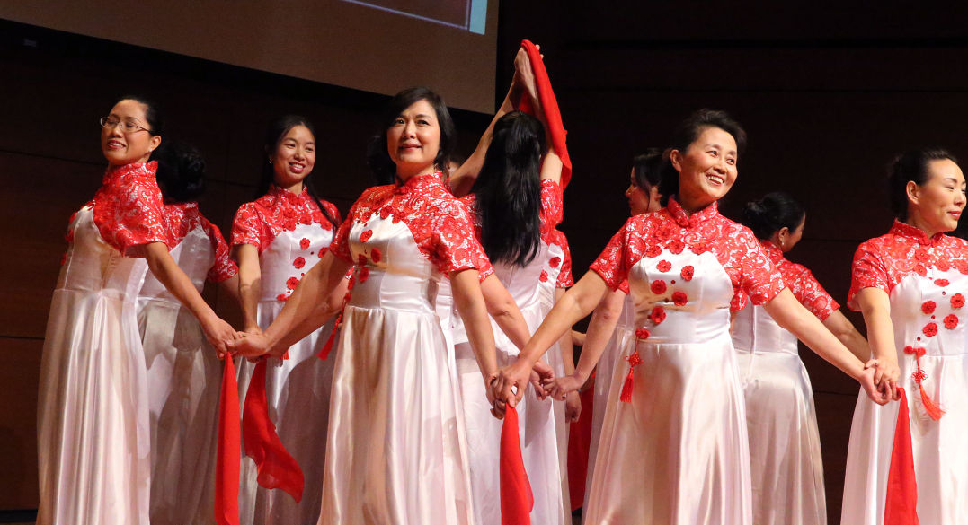 Chinese choir adds more than music to lives | Education