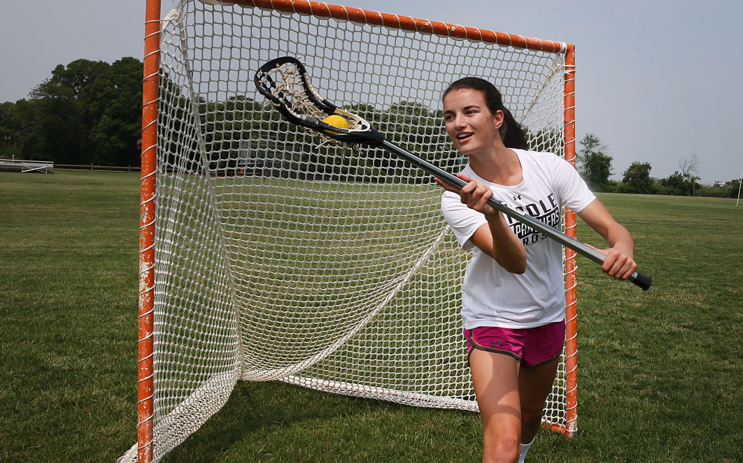 Bridget Ruskey, Middle Twp - girls lax player of the year
