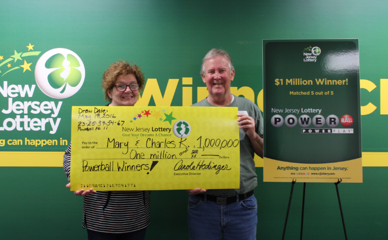 Villas couple win $1 million from Powerball | News