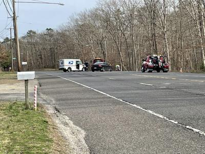 Mail truck involved in Route 30 crash