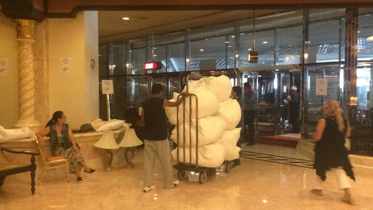 Mattresses, chairs and lamps popular as Trump Taj Mahal liquidation sale continues
