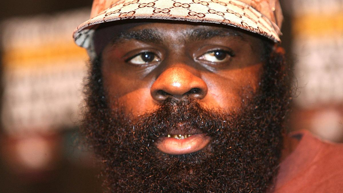 Kimbo Slice in Atlantic City