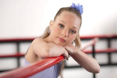 From Sia videos to 'Dance Moms,' 12-year-old dancer steps
