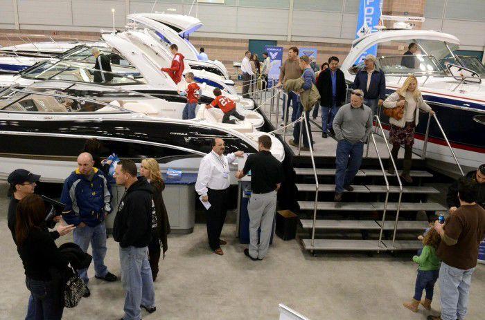 Progressive AC Boat Show