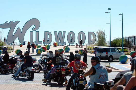 Roaring for Some FunMotorcycle rally brings money, bikers to Wildwood