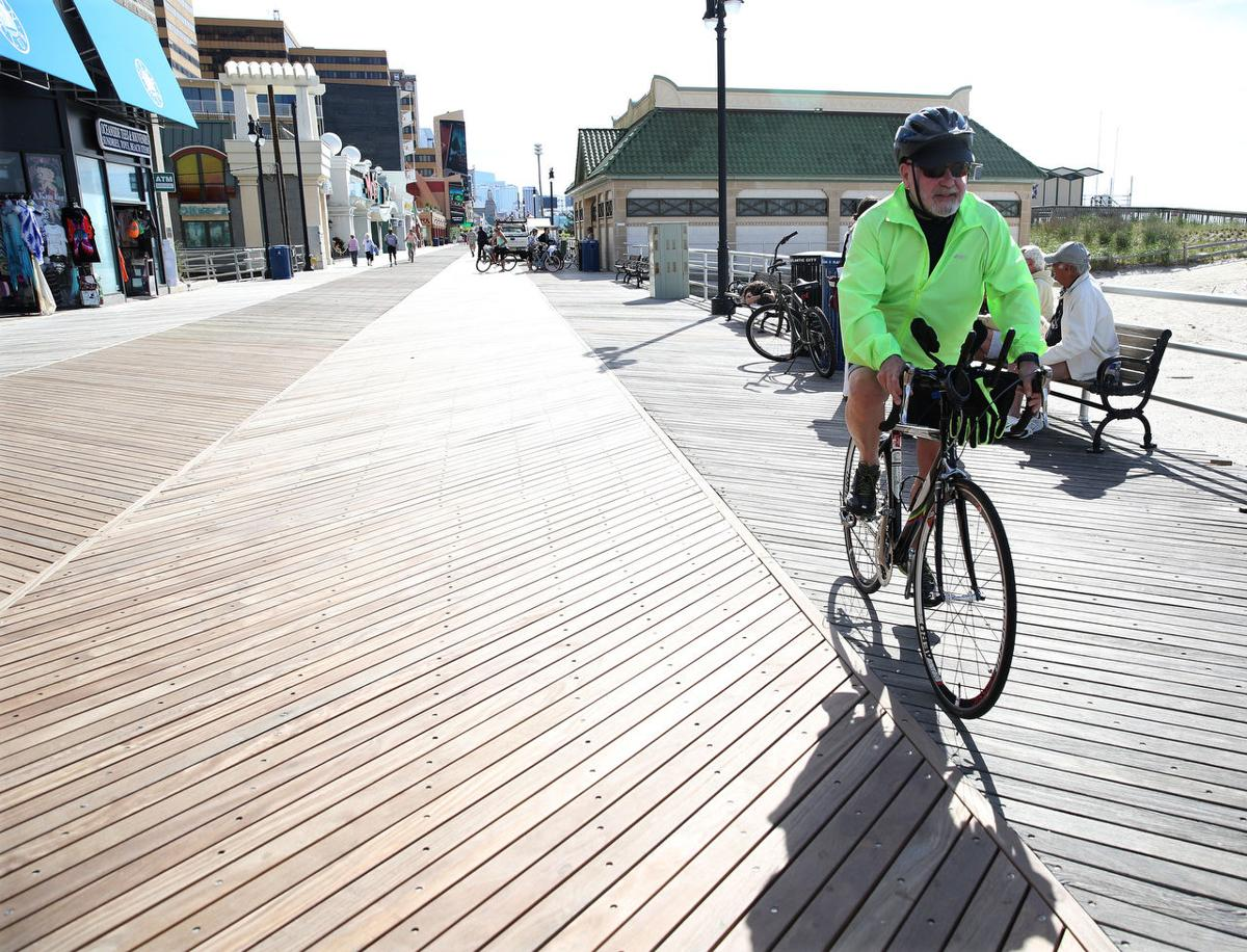 Atlantic City Boardwalk Biking Hours Could Be Extended News