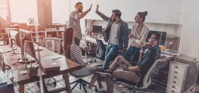 The power of building relationships at work
