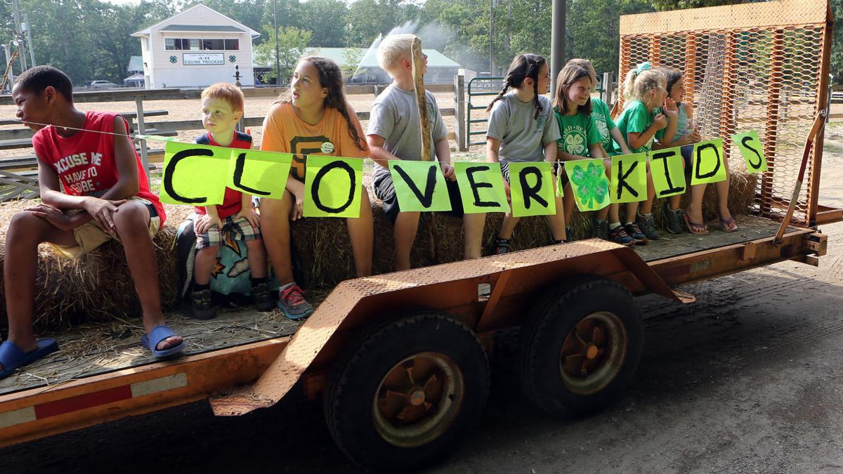 Photos from the Cape May County 4-H Fair