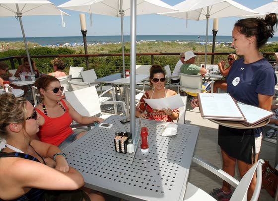 The Windrift in Avalon kicks things up a level with new outdoor lounge
