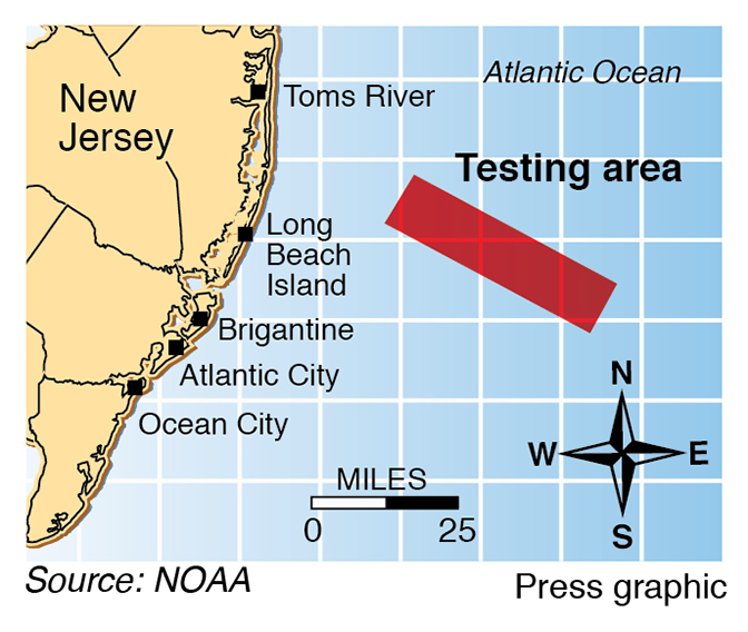Long Beach Island New Jersey: New Jersey Conservation Officers Will Monitor Seismic