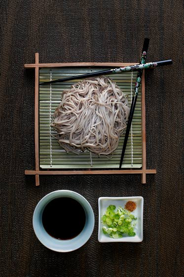 Mastering the difficult art of making Japanese soba