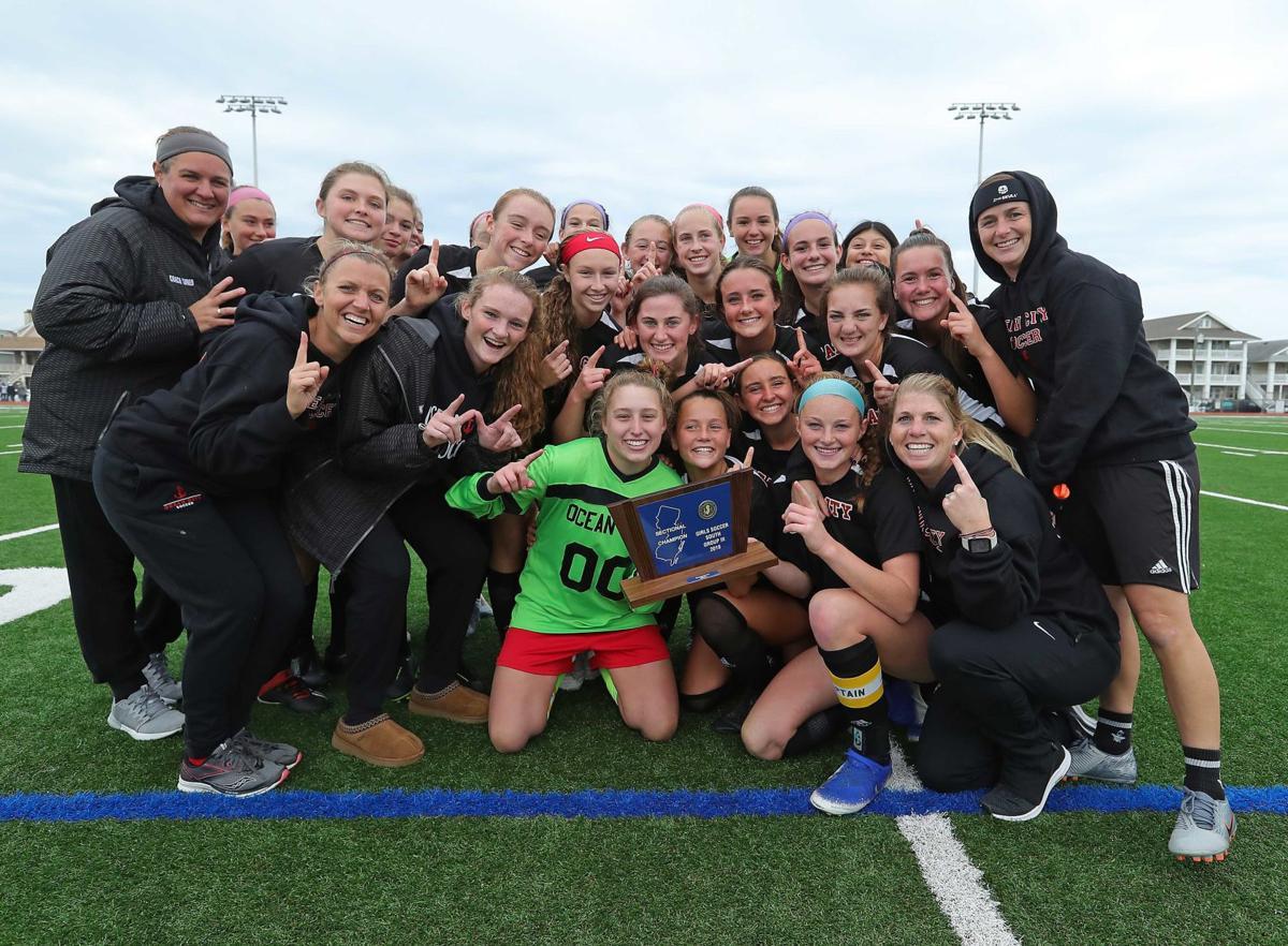 Ocean City Girls Soccer wins South Jersey Group III championship