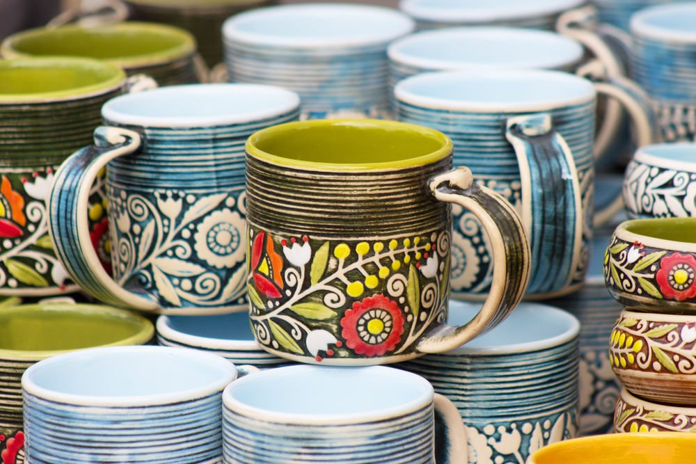 4 places to paint your own pottery family fun
