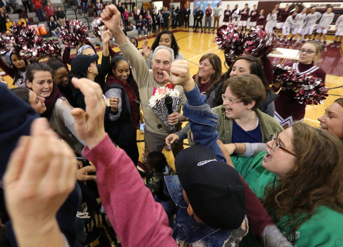 Troiano Honored Wildwood Basketball