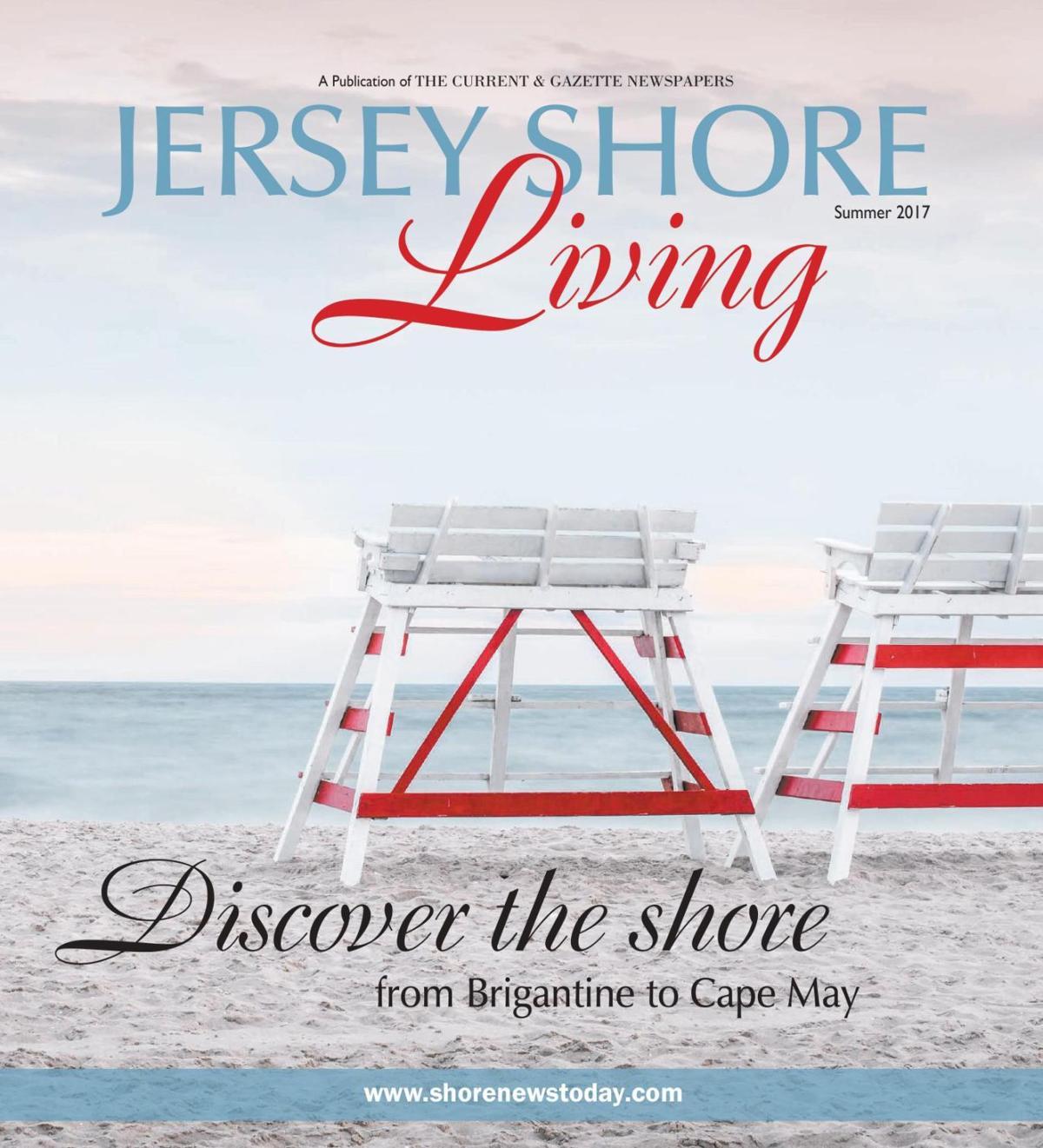 Jersey Shore Living Magazine