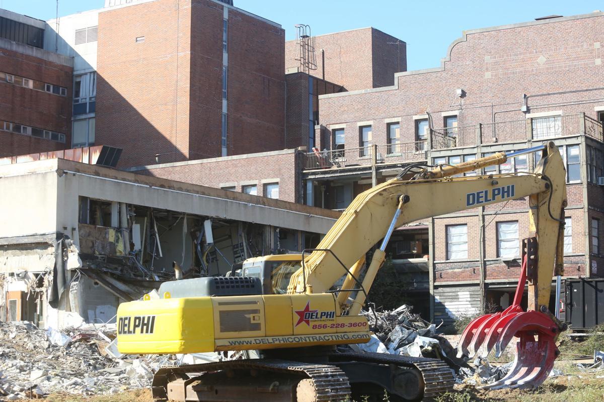 Former Newcomb Hospital