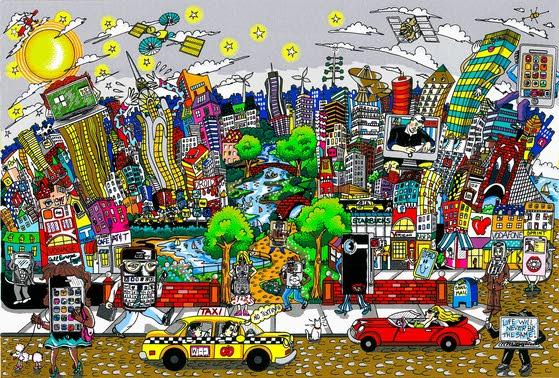 3D artist brings work Oh My Godard Gallery in A.C.