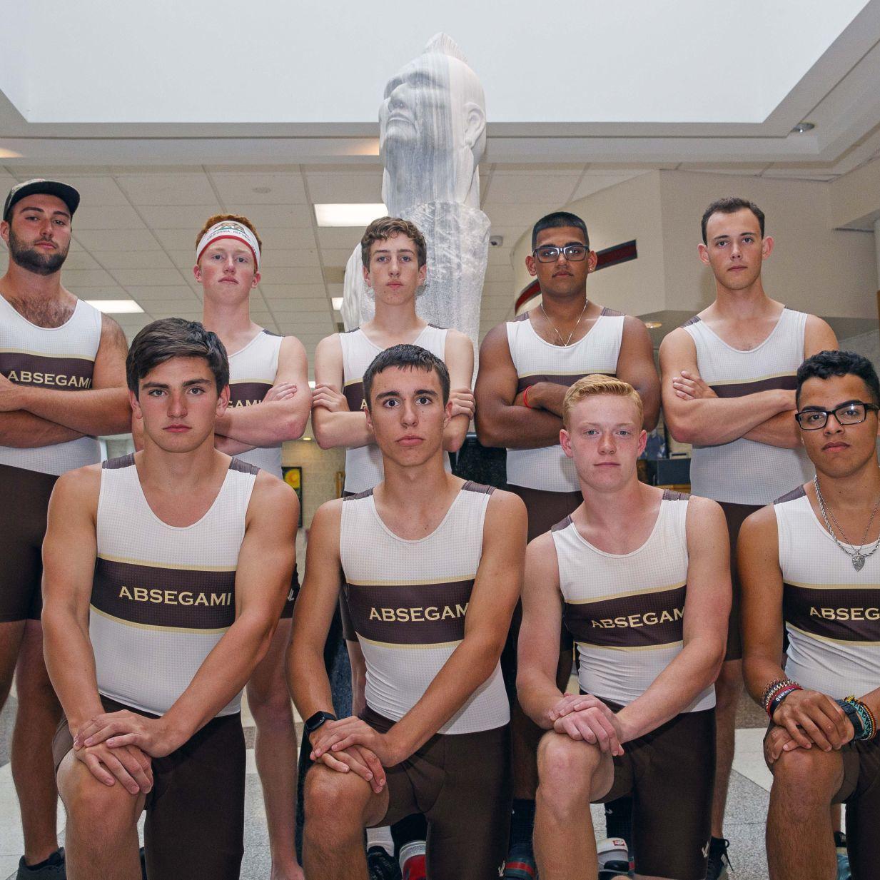 Absegami Is The Press Boys Crew Team Of The Year Atlantic City Sports News Pressofatlanticcity Com