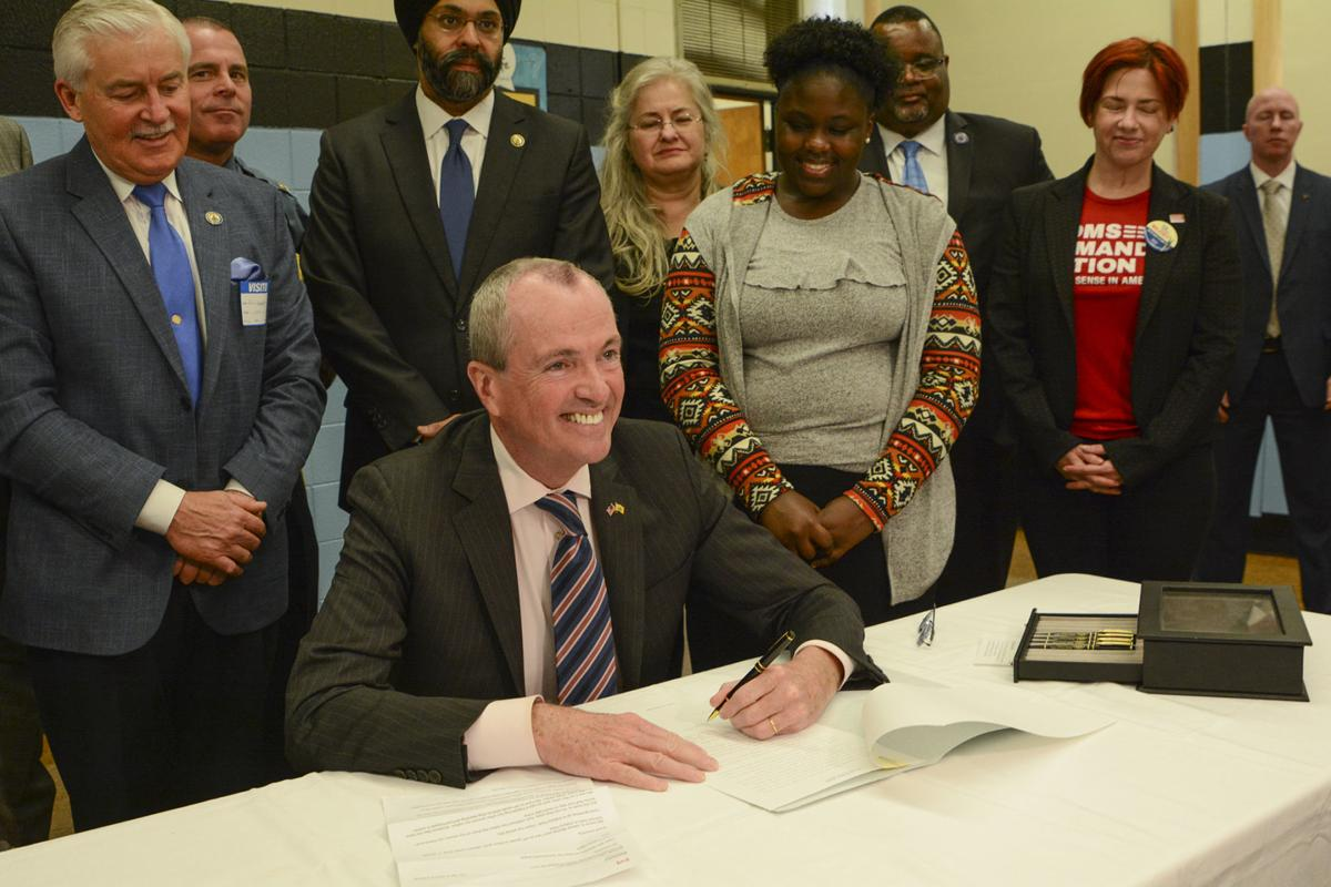 Governor Murphy Signs Executive Order